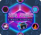 Jogo 1001 Jigsaw Six Magic Elements