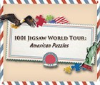 Jogo 1001 Jigsaw World Tour American Puzzle