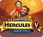 Jogo 12 Labours of Hercules: Kids of Hellas