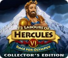 Jogo 12 Labours of Hercules VI: Race for Olympus. Collector's Edition