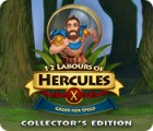 Jogo 12 Labours of Hercules X: Greed for Speed Collector's Edition