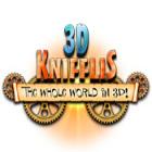 Jogo 3D Knifflis: The Whole World in 3D!
