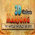 Jogo 3D Mahjong Deluxe