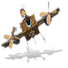 Jogo El Airplane