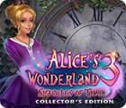 Jogo Alice's Wonderland 3: Shackles of Time Collector's Edition