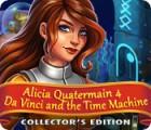 Jogo Alicia Quatermain 4: Da Vinci and the Time Machine Collector's Edition