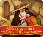 Jogo Alicia Quatermain 4: Da Vinci and the Time Machine