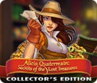 Jogo Alicia Quatermain: Secrets Of The Lost Treasures Collector's Edition