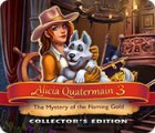 Jogo Alicia Quatermain 3: The Mystery of the Flaming Gold Collector's Edition