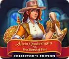 Jogo Alicia Quatermain & The Stone of Fate Collector's Edition