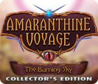 Jogo Amaranthine Voyage: The Burning Sky Collector's Edition