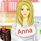 Jogo Anna's Delicious Chocolate Cake