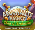 Jogo Argonauts Agency: Chair of Hephaestus Collector's Edition
