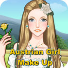 Jogo Austrian Girl Make-Up