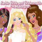 Jogo Barbie Bride and Bridesmaids Makeup