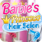 Jogo Barbie Princess Hair Salon