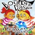 Jogo Boulder Dash Treasure Pleasure