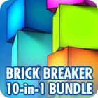 Jogo Brick Breaker 10-in-1 Bundle