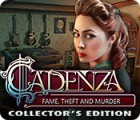 Jogo Cadenza: Fame, Theft and Murder Collector's Edition