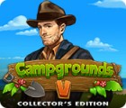 Jogo Campgrounds V Collector's Edition