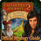 Jogo Cassandra's Journey 2: The Fifth Sun of Nostradamus Strategy Guide