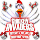 Jogo Chicken Invaders 3 Christmas Edition