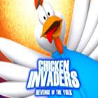Jogo Chicken Invaders 3