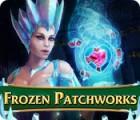Jogo Christmas Patchwork. Frozen