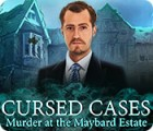 Jogo Cursed Cases: Murder at the Maybard Estate