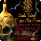 Jogo Dark Tales: Edgar Allan Poe's Murders in the Rue Morgue Collector's Edition
