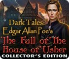 Jogo Dark Tales: Edgar Allan Poe's The Fall of the House of Usher Collector's Edition