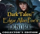 Jogo Dark Tales: Edgar Allan Poe's Lenore Collector's Edition