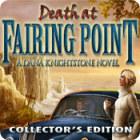 Jogo Death at Fairing Point: A Dana Knightstone Novel Collector's Edition