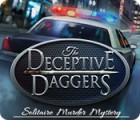 Jogo The Deceptive Daggers: Solitaire Murder Mystery