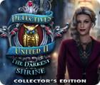 Jogo Detectives United II: The Darkest Shrine Collector's Edition