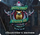 Jogo Detectives United III: Timeless Voyage Collector's Edition