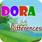 Jogo Dora Six Differences