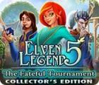 Jogo Elven Legend 5: The Fateful Tournament Collector's Edition