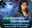 Jogo Enchanted Kingdom: The Secret of the Golden Lamp Collector's Edition