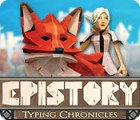 Jogo Epistory: Typing Chronicles