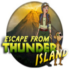 Jogo Escape from Thunder Island