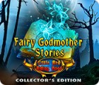 Jogo Fairy Godmother Stories: Little Red Riding Hood Collector's Edition