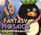 Jogo Fantasy Mosaics 19: Edge of the World