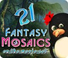 Jogo Fantasy Mosaics 21: On the Movie Set