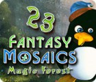 Jogo Fantasy Mosaics 23: Magic Forest