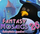 Jogo Fantasy Mosaics 26: Fairytale Garden