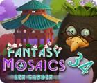 Jogo Fantasy Mosaics 34: Zen Garden