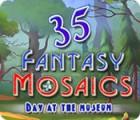 Jogo Fantasy Mosaics 35: Day at the Museum