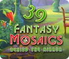 Jogo Fantasy Mosaics 39: Behind the Mirror