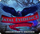 Jogo Fatal Evidence: The Missing Collector's Edition